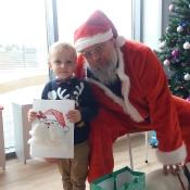Mikołaj- niezwykły gość w przedszkolu!_28