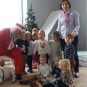 Mikołaj- niezwykły gość w przedszkolu!_30