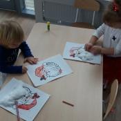 Mikołaj- niezwykły gość w przedszkolu!_5