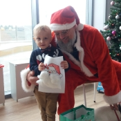 Mikołaj- niezwykły gość w przedszkolu!_7