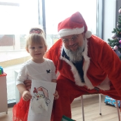 Mikołaj- niezwykły gość w przedszkolu!_8