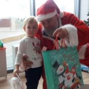 Mikołaj- niezwykły gość w przedszkolu!_9