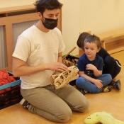Spotkanie z prehistorią