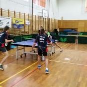 3 miejsce w tenisa Filip Pawelec i Piotrek Krzak