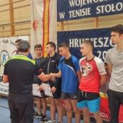 4 miejsce Filipa Pawelca w Mistrzostwach Województwa w Tenisie Stołowym_8