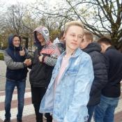 Wycieczka do Polin klas drugich Liceum_1