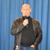 Wykład Leszka Żebrowskiego na temat Żołnierzy Wyklętych