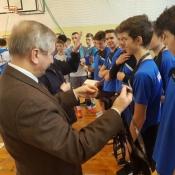 Brązowy medal Sobieskiego w Igrzyskach Młodzieży Szkolnej miasta Lublin w piłce siatkowej_10