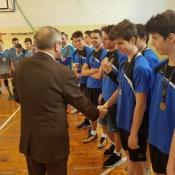 Brązowy medal Sobieskiego w Igrzyskach Młodzieży Szkolnej miasta Lublin w piłce siatkowej_12