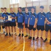 Brązowy medal Sobieskiego w Igrzyskach Młodzieży Szkolnej miasta Lublin w piłce siatkowej_14