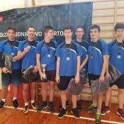 Brązowy medal Sobieskiego w Igrzyskach Młodzieży Szkolnej miasta Lublin w piłce siatkowej_16