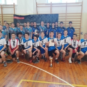 Brązowy medal Sobieskiego w Igrzyskach Młodzieży Szkolnej miasta Lublin w piłce siatkowej_18