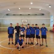 Brązowy medal Sobieskiego w Igrzyskach Młodzieży Szkolnej miasta Lublin w piłce siatkowej_19