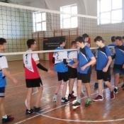 Brązowy medal Sobieskiego w Igrzyskach Młodzieży Szkolnej miasta Lublin w piłce siatkowej_4