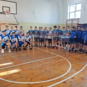 Brązowy medal Sobieskiego w Igrzyskach Młodzieży Szkolnej miasta Lublin w piłce siatkowej_6