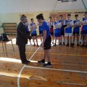 Brązowy medal Sobieskiego w Igrzyskach Młodzieży Szkolnej miasta Lublin w piłce siatkowej_7