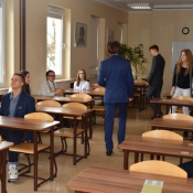 Egzamin gimnazjalny klas trzecich