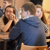 """II Międzyszkolny Turniej Ekonomiczny """"Pecunia""""_23"""