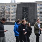 Klasy drugie na wycieczce w Warszawie (6.02.2020) _13