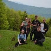 Klasy pierwsze liceum w Beskidzie Wysokim (05.2019)_9