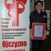 Koncert Galowy Konkursu Poezji, Prozy i Pieśni Patriotycznej