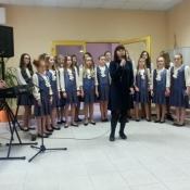 Koncert Pieśni Patriotycznych chóru