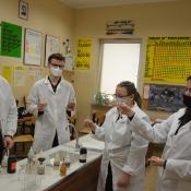 Konsultacje dla maturzystów z chemii