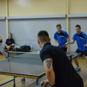 Licealiada drużynowa w tenisa stołowego