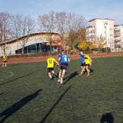 Licealiada w piłkę nożną chłopców