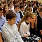 Ślubowanie uczniów i Dzień Nauczyciela w naszej Szkole_10
