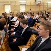 Ślubowanie uczniów i Dzień Nauczyciela w naszej Szkole_3
