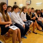 Ślubowanie uczniów i Dzień Nauczyciela w naszej Szkole