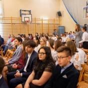 Ślubowanie uczniów klas pierwszych i Dzień Nauczyciela (2019)_1