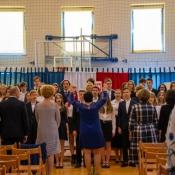 Ślubowanie uczniów klas pierwszych i Dzień Nauczyciela (2019)_25