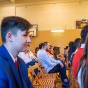 Ślubowanie uczniów klas pierwszych i Dzień Nauczyciela (2019)_6