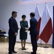 Mikołaj Walicki podwójnym stypendystą (10.01.2020) _1