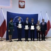 Mikołaj Walicki podwójnym stypendystą (10.01.2020)