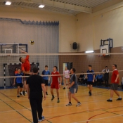 Mikołajkowy Turniej Sobieskiego w Piłkę Siatkową