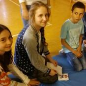 Młodzież z Sobieskiego dzieciom z Chrobrego – warsztaty z języka niemieckiego_15
