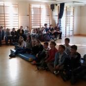 Młodzież z Sobieskiego dzieciom z Chrobrego – warsztaty z języka niemieckiego_1