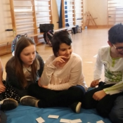Młodzież z Sobieskiego dzieciom z Chrobrego – warsztaty z języka niemieckiego_24