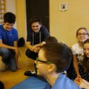 Młodzież z Sobieskiego dzieciom z Chrobrego – warsztaty z języka niemieckiego_25
