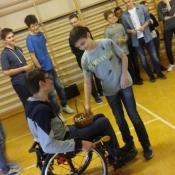 Młodzież z Sobieskiego dzieciom z Chrobrego – warsztaty z języka niemieckiego_8