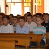 Msza św. na rozpoczęcie roku szkolnego _11