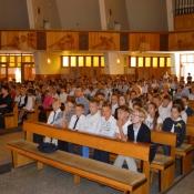Msza św. na rozpoczęcie roku szkolnego _12