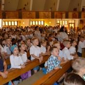 Msza św. na rozpoczęcie roku szkolnego _2