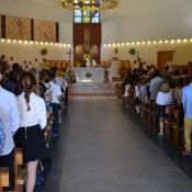 Msza św. na rozpoczęcie roku szkolnego _5