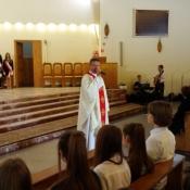 Msza św. z okazji zakończenia roku szkolnego _3
