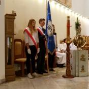 Msza św. z okazji zakończenia roku szkolnego _6
