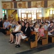 Msza św. z okazji zakończenia roku szkolnego _7
